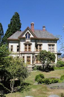 House, Historic, Architecture, Building, Old