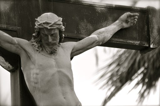 Jesus, Christ, Statue, Christ Crucified, Crucifixion