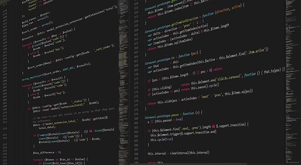 Computer, Computer Code, Programming, Links, Coding