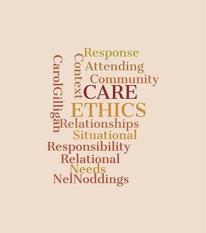 Ethics, Wordcloud, Care, Logo Design, Fonts, Design