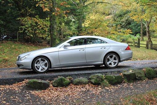 Mercedes, Car, Vehicle, Mercedes Cls, Transportation