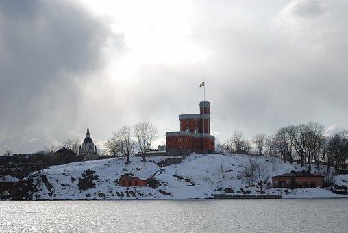 Kastellholmen, Stockholm, Catherine's Church