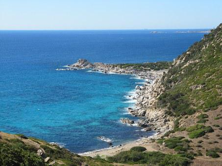 Costa Rei, Sardinia, Coast, Villasimius