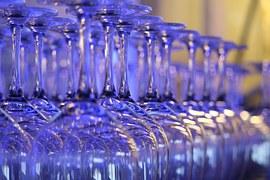 Wineglasses, Party, Celebration, Drink, Crystal