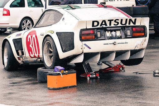 Car, Datsun, 260z, Assembly, Tuning, Competition
