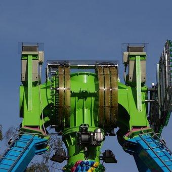 Amusement Park Equipment, Technology, Engine