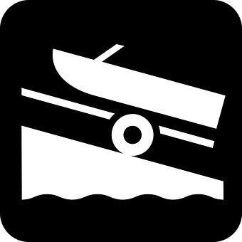 Boat, Boat Trailer, Trailer, Splashdown, Coast, Shore