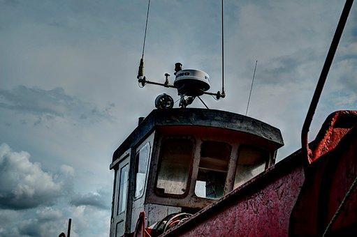 Boat, Ship, Cabin, Navigation, Marine, Maritime