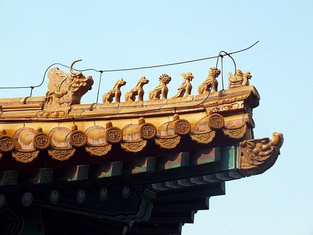 Beijing, Imperial Palace, China, World Heritage, Asia