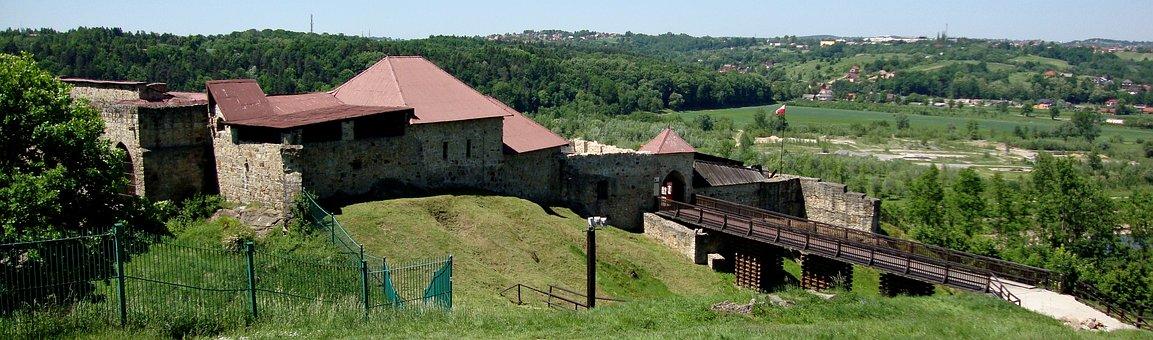 Dobczyce, Poland, Castle, Monument, The Museum, History