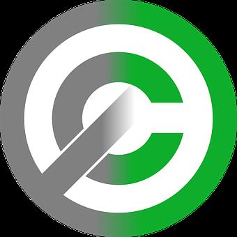 Cc0, License, Copyright, Copyright-free, Green