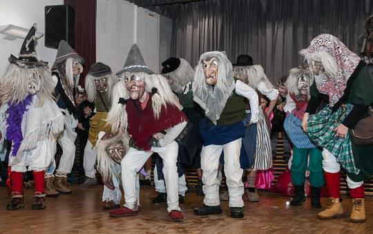 Baumkirchner Junghexen, Costumes, Carnival, Germany