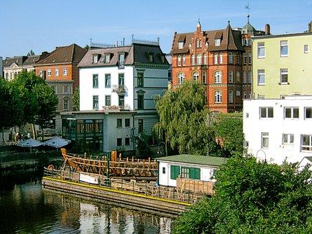 Hamburg-bergdorf, Germany, Buildings, Architecture
