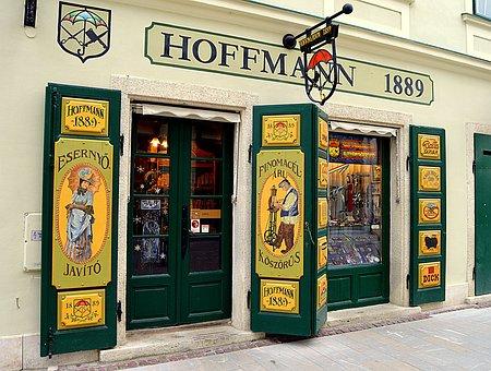 Shop, Ironmongery, Old, Historical Shop, Decoration