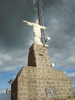 Christ, Statue, Cajazeiras-pb