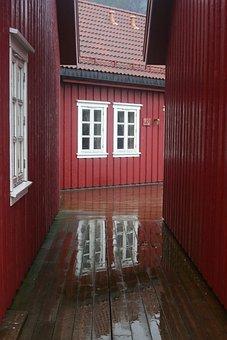 Norway, Scandinavia, Svolvær, Lofoten