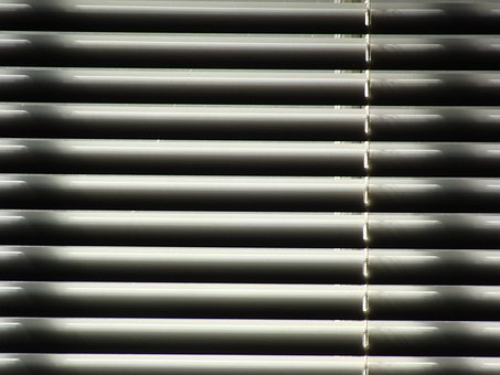 Sunblinds, Jalousie, Blinds, Sun-blind, Abstract, Lines