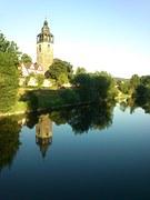 St, Crucis Church, Church, River, Bad Sooden-allendorf