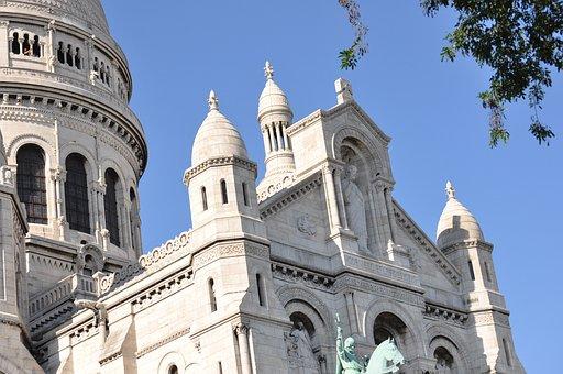 Sacré-cœur Basilica, Sacré-cœur, Basilica, Paris