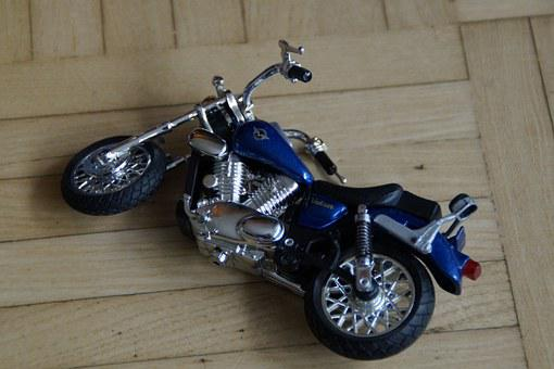 Motorcycle, Toys, Child, Children, Children Toys