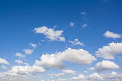 Cloud, Clod, Blue