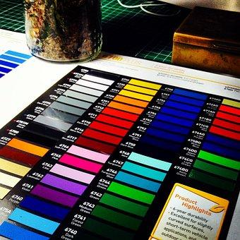 Colors, Pantone, Design