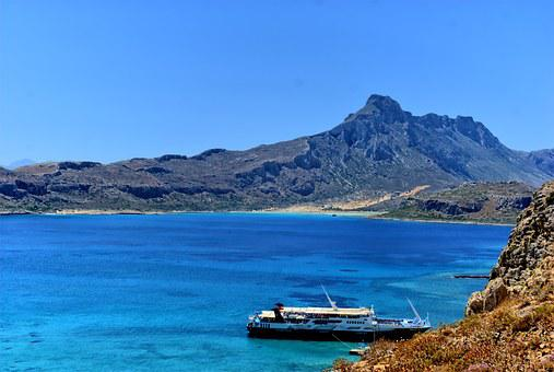Greece, Crete, Balos, Beach, The Sun, Holidays, Summer