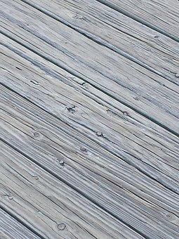Boardwalk, Weathered, Wood, Background, Deck, Texture
