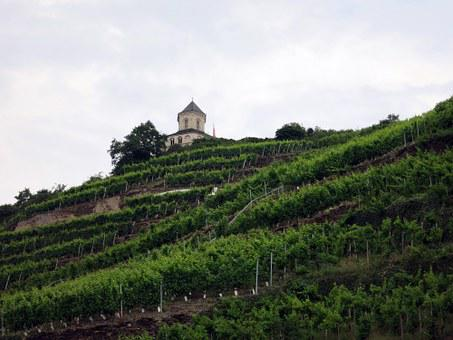 Chapel, Kobern, Gondorf, Matthias Chapel, Vineyards
