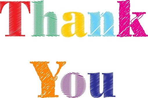 Thanks, Thank You, Message, Grateful, Appreciation