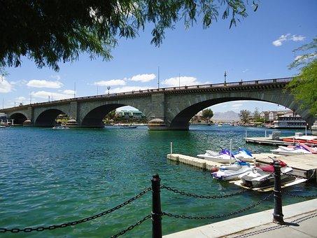 London Bridge, Lake, Havasu, Arizona