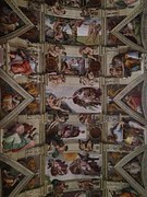 Sistine Chapel, Miguel Angelo, Ceiling