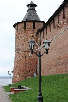 The Kremlin, Nizhny Novgorod, Tower
