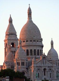 Basilica, Basilica Of The Sacré Cœur, Structure