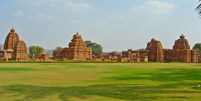 Pattadakal, Unesco World Heritage, Karnataka, India