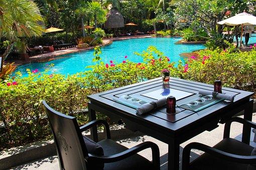 Resort, Anantara, Hua Hin, Thailand, Holiday, Luxury