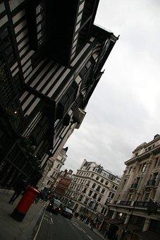 London, Urban, Street, Buildings, Architecture