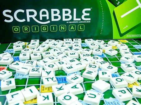 Game, Entertainment, Logic, Child, Puzzle, Letters