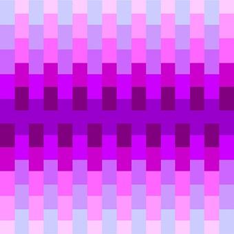 Geometric, Cubes, Pink, Purple, Blue, Pastels, Pale