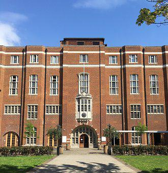 London, Architecture, Imperial College, England, Uk