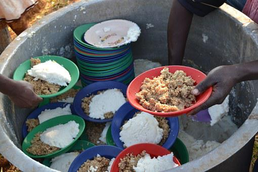 Feeding The Poor, Hungry, Poverty, Undernourished