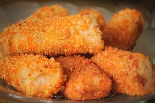 Food, Risoles, Good, Hungry