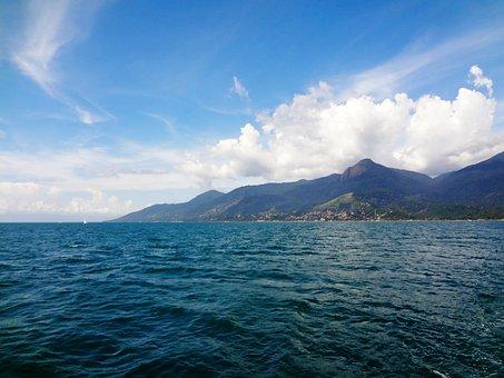 Ilhabela, Mar, Summer, Holidays, Ocean, Landscape