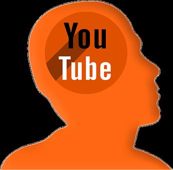 Icon, Head, Profile, You Tube, Internet, Presentation