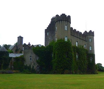 Castle, Ireland, Irish, Tourism, Old, Architecture
