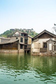 Miyun, Water, Town