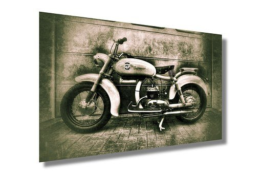 Motorcycle, Oldtimer, Historic Motorcycle