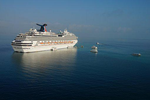 Cruise, Ocean, Sea, Travel, Vacation, Water, Ship