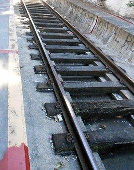 Lane, Train, Vias, Iron, Railway, Platform, Pathways