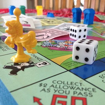Monopoly Junior, Monopoly, Board Game, Games, Play